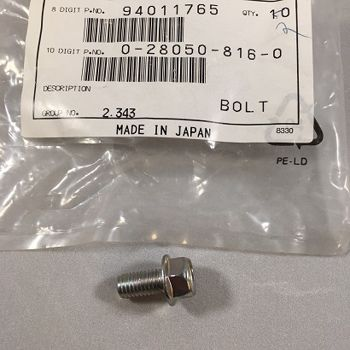 Picture of 0-28050816-0<br>BOLT